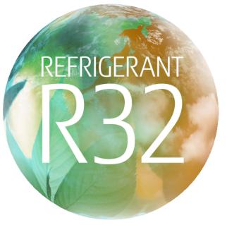 Нов екологосъобразен хладилен агент с коефициент на глобално затопляне с 1/3 по-нисък в сравнение с R410A.