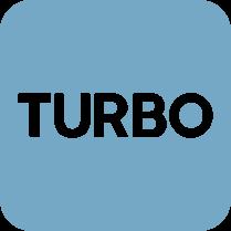 Функция турбо - Включването на функцията стартира автоматично вентилатора на висока скорост, за да се охлади или затопли стаята възможно най-бързо.