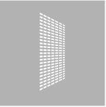Филтър с висока плътност - Употребата на филтър с висока плътност подобрява ефективността на улавяне на замърсители, включително прах и прахови частици. Той не само защитава устройството, но и поддържа качеството на въздуха.