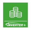 INVERTER+: Устройствата Inverter+ имат с над 20% по-добри показатели от стандартните инверторни климатици. Това значи консумация и сметка за ток, по-ниски с 20%. Inverter+ също така са от клас А при охлаждане и отопление.
